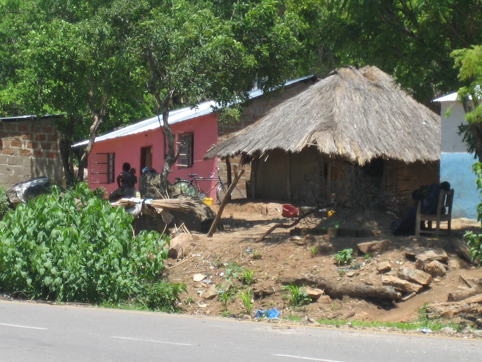Maison africaine